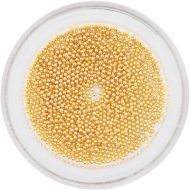 Metallperlen gold