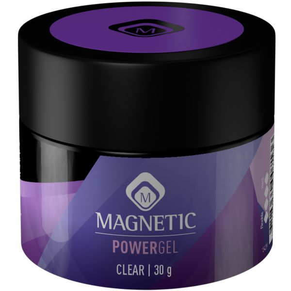 PowerGel by MAGNETIC  Clear 30gr