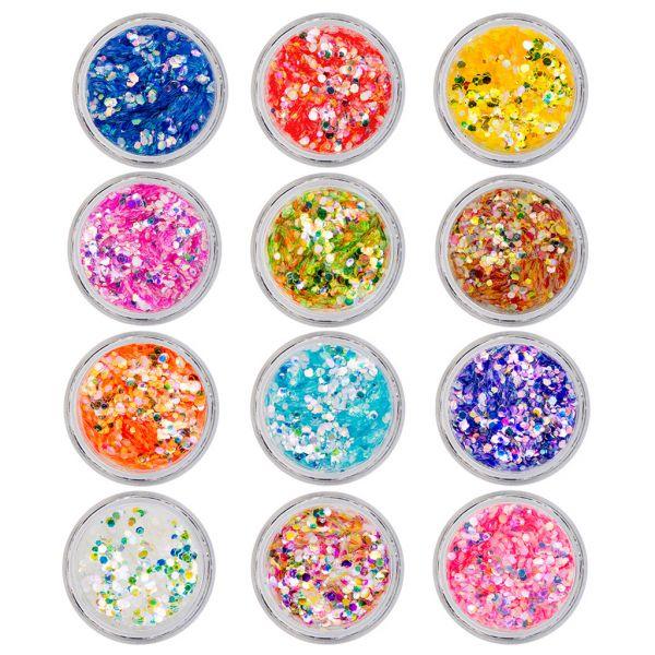 Confetti Dots  12 Stück
