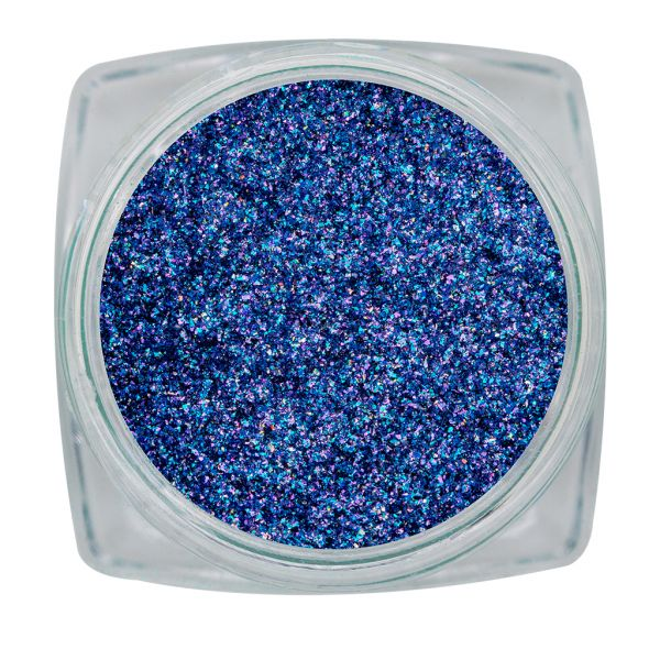 Magnetic Pigment Chrome Sparkle Violett