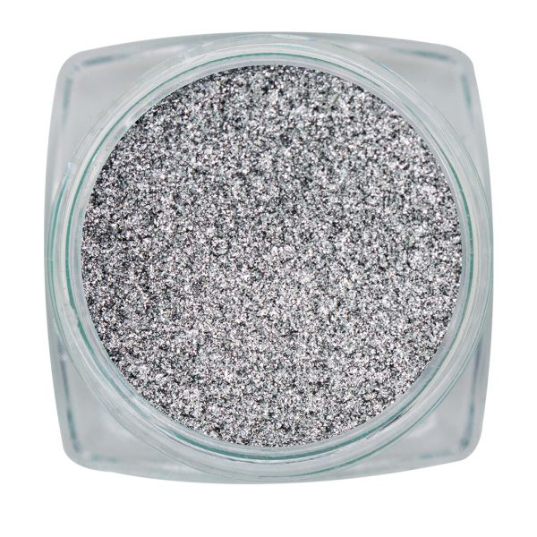 Magnetic Pigment Chrome Silber