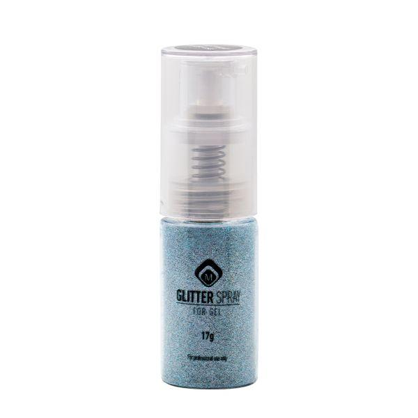 Glitterspray Blue Periwinkle 17g
