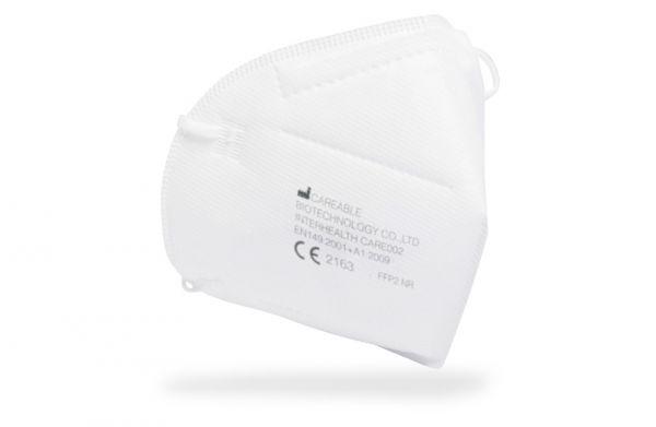 FFP2 Masken zertifiziert 5 Stück