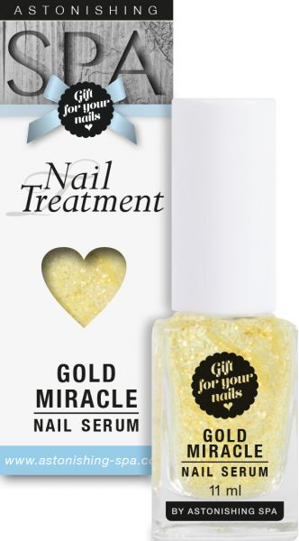 Nagelserum Gold Miracle 11ml