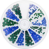 Strassrad Sapphire & Emerald