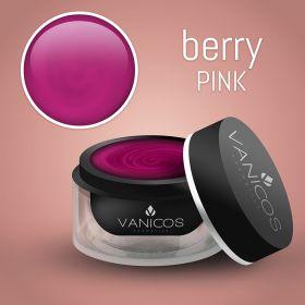 VANICOS Farbgel Berry Pink Metalliceffekt