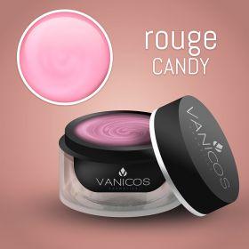 VANICOS Farbgel Rouge Candy Metalliceffekt