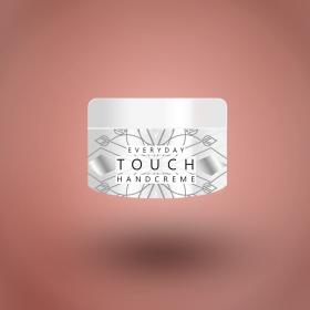 VANICOS Handcreme Diamond Flower Everyday TOUCH 15ml