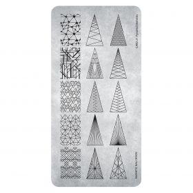 Stempelplatte Pyramid Elements