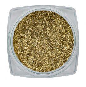 Magnetic Pigment Chrome Sparkle Gold