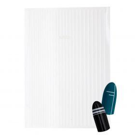 Liner Tape weiß