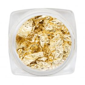 Blatt Gold Folie