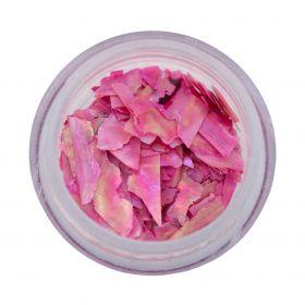 Inlay Muschelsplitter Pink