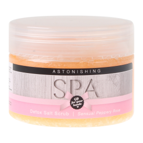 SPA Detox Salz Peeling Sensual Peppery Rose 60ml