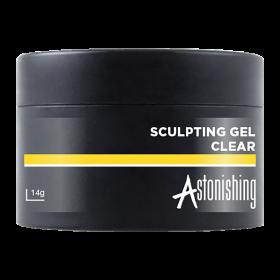 Astonishing Sculpting Gel Clear 14gr.