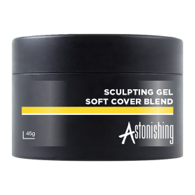 Astonishing Sculpting Gel Soft Cover Blend 45gr.