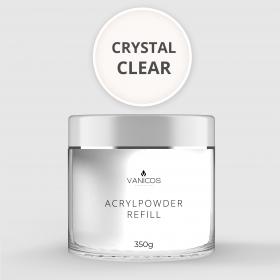 VANICOS Acrylpowder Crystal Clear 350g