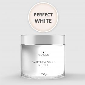 VANICOS Acrylpowder Perfect White 350g