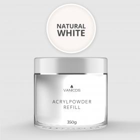 VANICOS Acrylpowder Natural White 350g