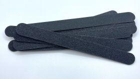 Holzkernfeile schwarz 100/180 10 Stück