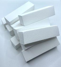 Bufferblock weiß 100/100 10er Pack