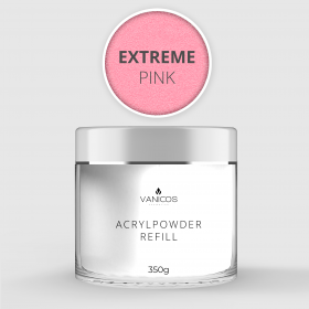 VANICOS Acrylpowder Extreme Pink 350g