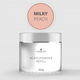 VANICOS Acrylpowder Milky Peach 350g