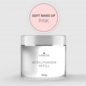 VANICOS Acrylpowder Make Up Pink Soft 350g