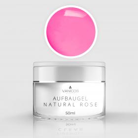 Aufbaugel Natural Rose 50 ml