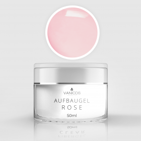 Aufbaugel Rose 50 ml