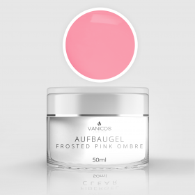 Aufbaugel Frosted Pink Ombre 50 ml