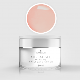 Aufbaugel Make-Up NAILPLATE COVER 50 ml
