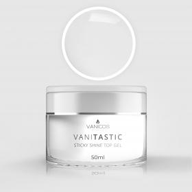 VANITASTIC Sticky Shine Top-Gel Tiegel 50ml