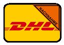 Bezahlung per DHL Nachnahme